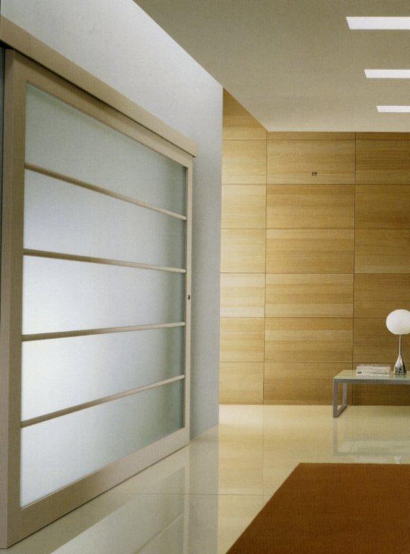 Porte in vetro e alluminio ponti tende ravenna - Porte scorrevoli da interni ...